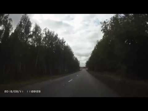 Главная дорога покатушки Кузнецк Петровск Саратов часть 1