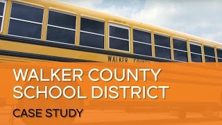 Customer Story: Walker County School District