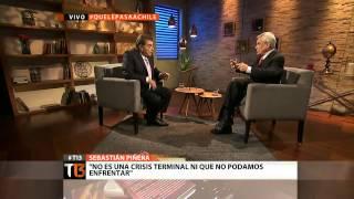 #QuéLePasaAChile | El ex Presidente Sebastián Piñera conversó con Don Francisco en #Teletrece