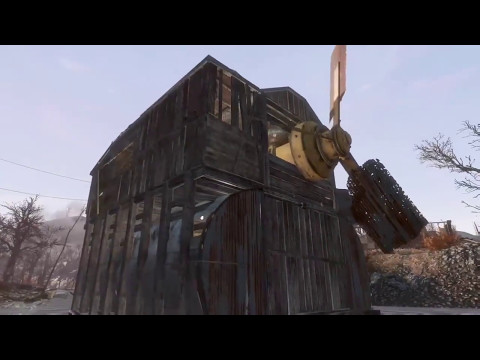 [Fallout 4] Boat House Player Home