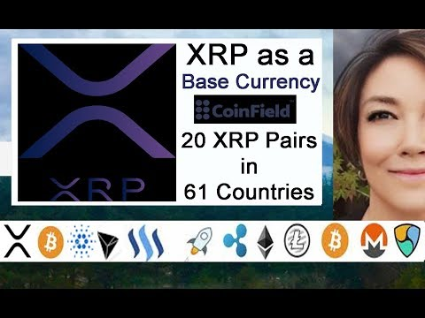 XRP is Base Currency in 61 Countries, SBI CEO Kitao san BULLISH on XRP, Ripple & R3
