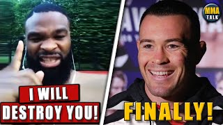 BREAKING! Tyron Woodley vs. Colby Covington set for Sept. 19, Costa MOCKS Adesanya, Cejudo-O'Malley