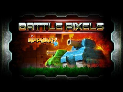 BATTLE PIXELS Teaser 01