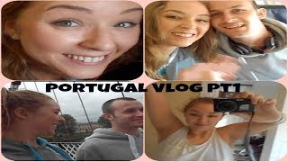 VLOG: Sleeping in a car and flying to Portugal | Eskay Beauty Thumbnail