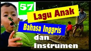 57 Lagu Anak Bahasa Inggris dan Instrumen (no copyright)