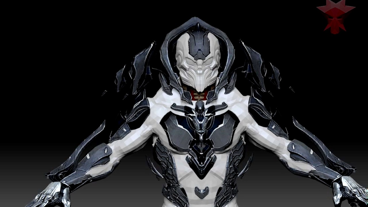 Halo 4 Didact costume modelling zbrush : halo 4 costume  - Germanpascual.Com