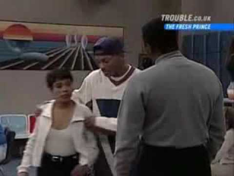 Fresh Prince of Bel Air  The Punch at Bowling