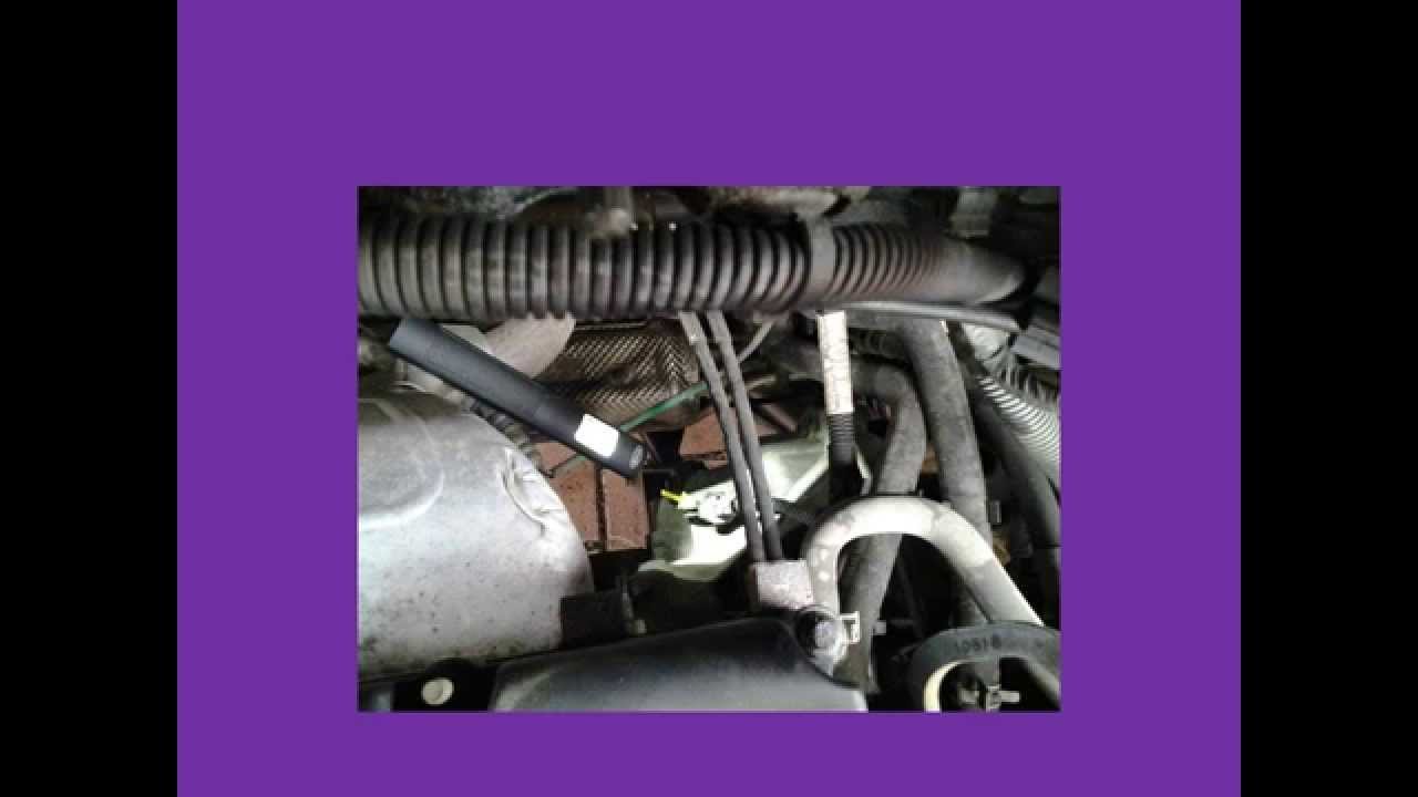 small resolution of ford focus speed sensor location and removal