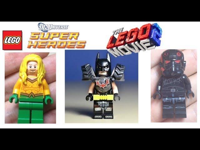 Lego leaks Star Wars/ Aquaman/ Lego Movie 2 2019