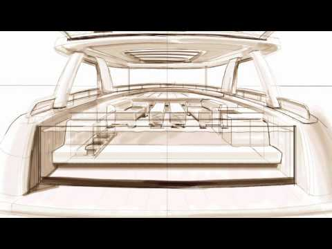 The design process of the Acico Yachts 42 by Sea Level