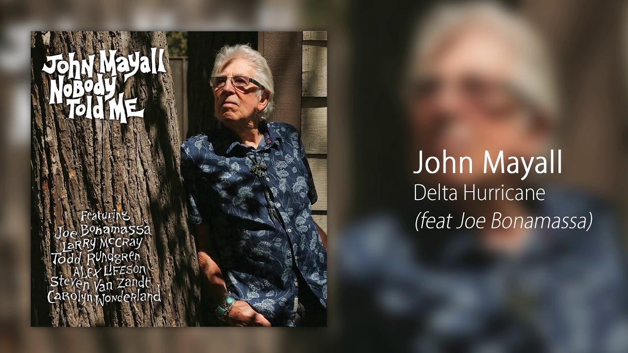 John Mayall Delta Hurricane Feat Joe Bonamassa Chords Chordify