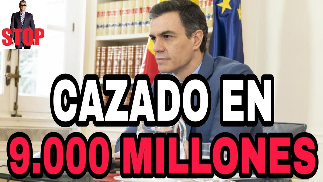 ¡NUEVO ESCÁNDALO! EL TRIBUNAL DE CUENTAS DESTAPA 9000 MILLONES EN LAS CUENTAS DEL GOBIERNO.