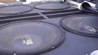Hilux target bass - Sertanejo