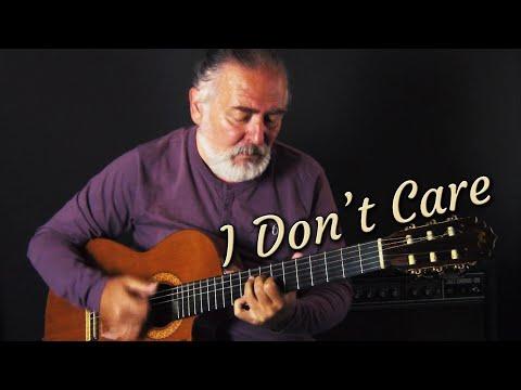 Ed Sheeran & Justin  Bieber – I Don't Care – Igor Presnyakov – Fingerstyle Guitar Cover