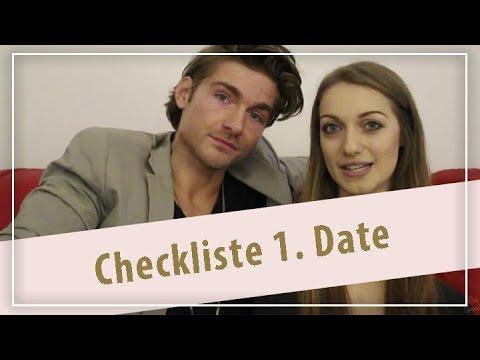 Checkliste 1.Date!! // mit Jeremy Williams und Lola Sparks