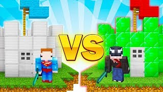 Minecraft Zamki - ENNZI vs MWK!!