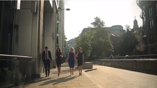 DLA Piper - A day in the life of a trainee