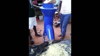 Broyeur de végétaux pour bétail