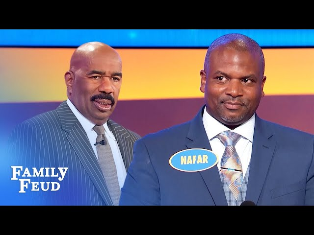 Hey, Al Roker! Here's why women want to marry you! | Family Feud