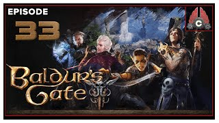 CohhCarnage Plays Baldur's Gate 3 Early Access - Episode 33