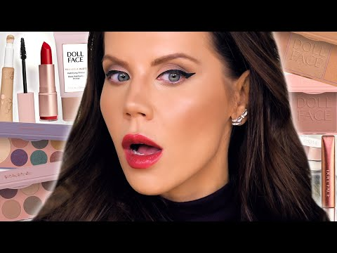 NEW DRUGSTORE MAKEUP ... Every Product Tested!