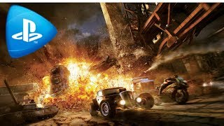 PlayStation™Now MotorStorm Apocalypse on PC part 5