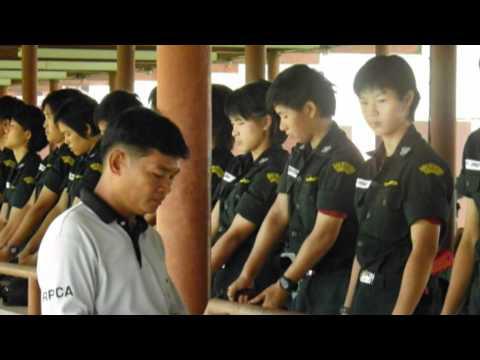 นักเรียนนายร้อยตำรวจชั้นปีที่ 1.mpg
