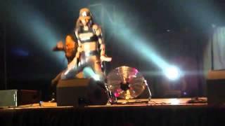 Ciara - Performs 'Ride'Live
