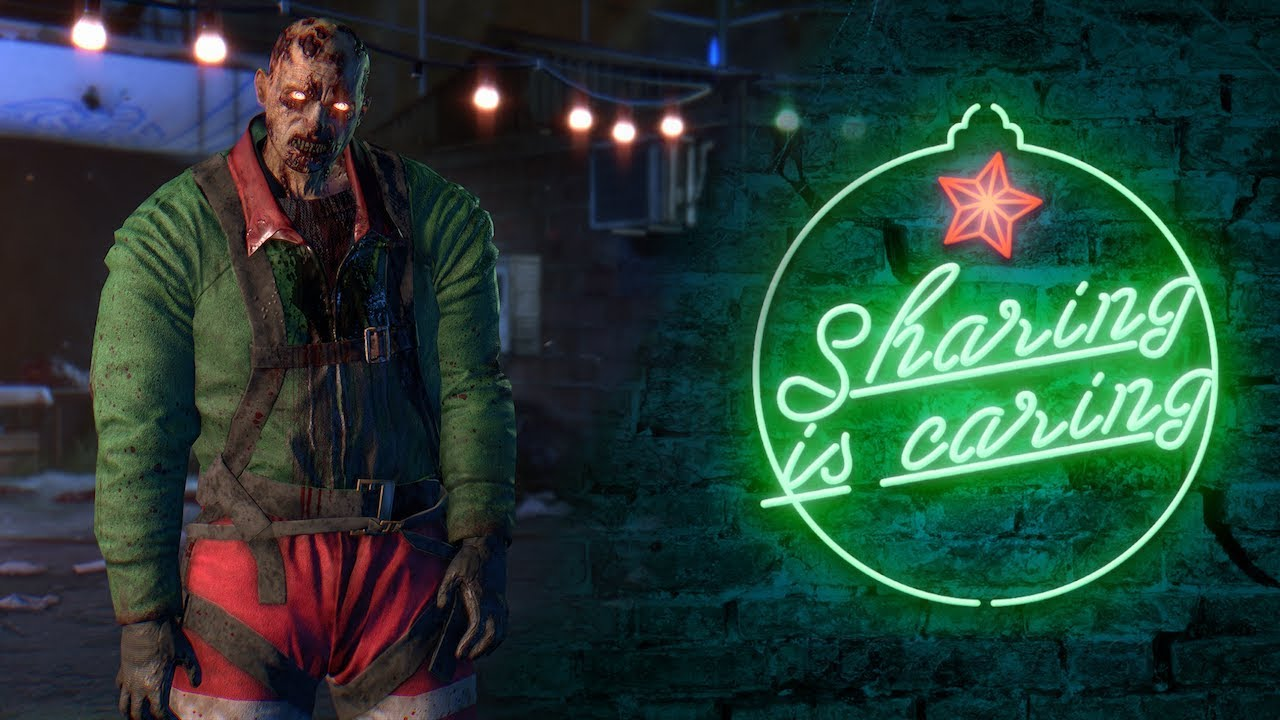 Dying Light Sharing is Caring Event - Dec 22 - Jan 1