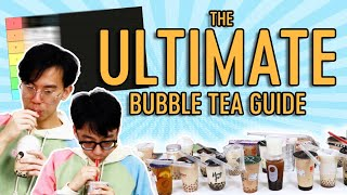 We Drink and Rank Every Bubble Tea Brand