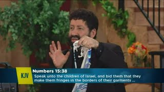 Jonathan Cahn: Yeshuah's Tallit and its Tzitziot (The Kraspedon Mystery)