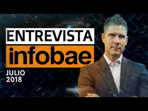 Blockchain & Off-Chain Computing Infobae TV Interview