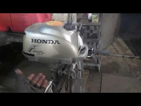 Хонда - 2 лс