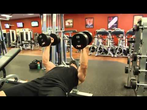 Workout 101- Close Grip Dumbbell Bench Press