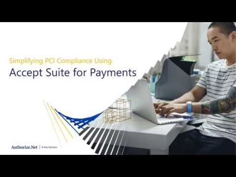 Simplify PCI Compliance with Authorize Net Accept Webinar