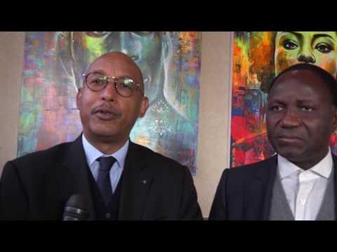 Agriculture : visite du ministre au NEPAD