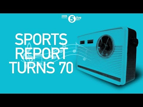 Sports Report Turns 70