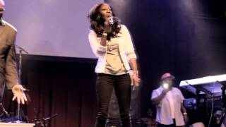 paul porter stage performance, Rueben Studdard, Leandria Johnson