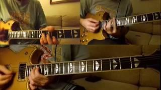 Jimi Hendrix cover; EARTH BLUES
