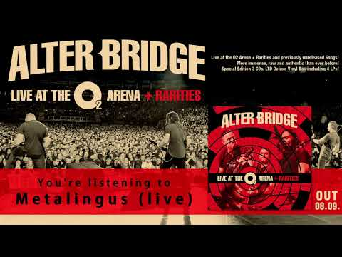 ALTER BRIDGE - Metalingus (live) (Official Audio) | Napalm Records