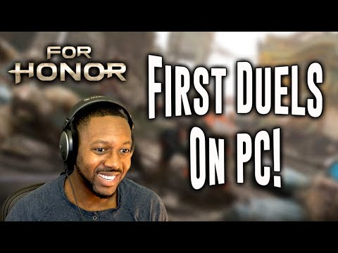 For Honor Orochi ∙ First Duels On PC! | Deflect God Revived?