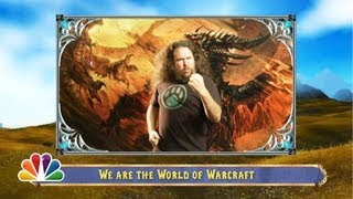 """We Are The World Of Warcraft"" (Late Night with Jimmy Fallon)"