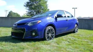 2015 Toyota Corolla S Plus Review - LotPro
