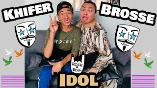 KHIFER BROSSE IN THE HOUSE | KHIFER official VLOG | SOCIAL CLIMBERS | BRENDA MAGE