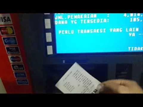 Kartu Kredit Cek Saldo Bank BNI