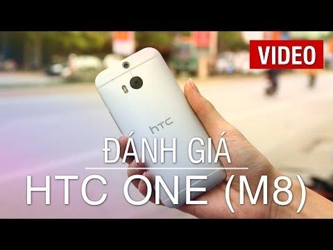 Đánh giá chi tiết HTC One M8 - Thiết kế đẹp nhất năm 2014 ?