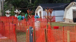 FRANCE 24 reports on DR Congo Ebola outbreak