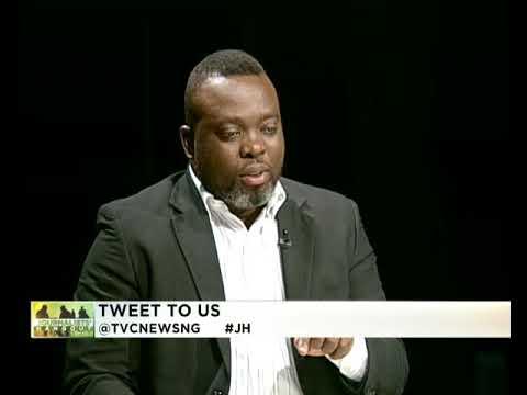 Journalists' Hangout 10th October 2017 | No Single Syringe in Villa Clinic - Aisha Buhari