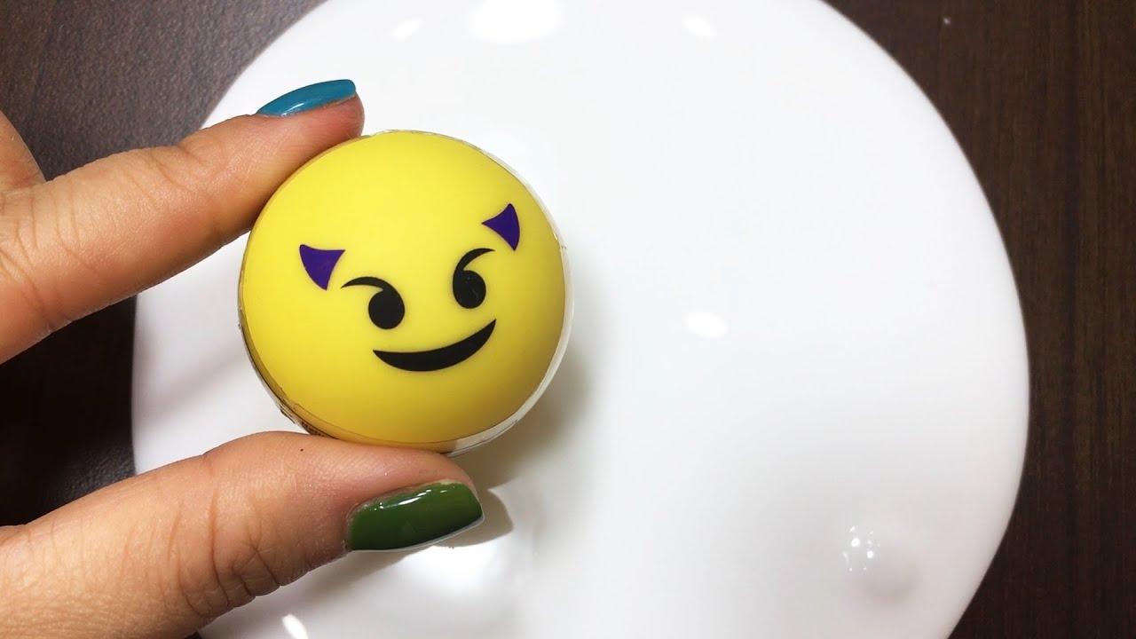 Mixing Makeup and Eyeshadow into Slime ASMR! Satisfying Slime Video #771