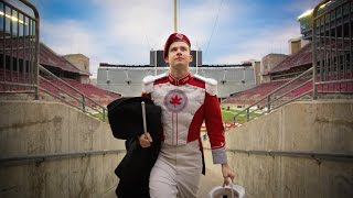 Ohio State vs Michigan - Drum Major David Pettit thumbnail